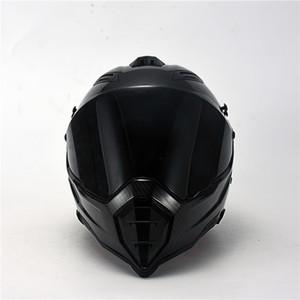 Karbon Elyaf 2020 Yeni çevirin Yukarı Yarış kask Modüler Çift objektif Motosiklet Kaskı tam yüz Güvenli kasklar Kasko capacete casque DOT