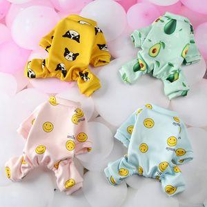Supplies Mäntel Jacken Winter Dog Jumpsuits Pet Pyjamas Kleidung für Hunde Strampler Baumwolle Haustier Hund Kleidung für Hunde Jacke