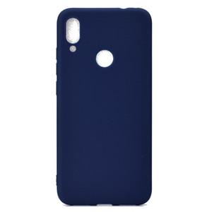 Doce cor capa para redmi note 7 case tpu ultrafino designer mobie telefone casos para xiaomi redmi note 7