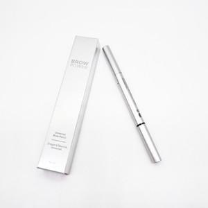مستحضرات التجميل العلامة التجارية جبين الطاقة العالمي الحاجب قلم رصاص قلم رصاص رمادي داكن العالمي الحاجب الحاجب معززات سهلة لارتداء طويلة الأمد