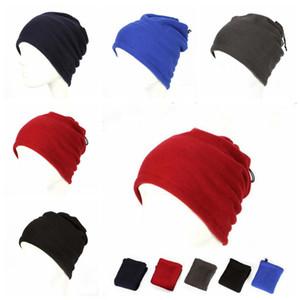 Kış Sıcak Magic Eşarp 10 Renkler Yaka Eşarplar Fleece Fonksiyonlu atkısı Doğa Sporları eşarplar 500pcs LJJO5590