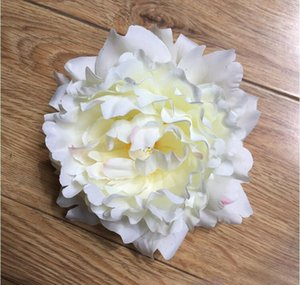 New Party Decoration 15cm Artificial Flowers Silk Peony Flower Heads Wedding Supplies Simulation Fake Flower Head Home Decorations 9 Color