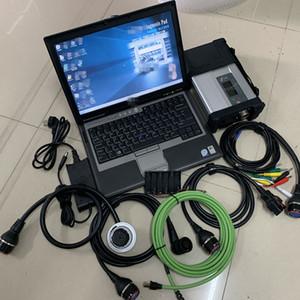 MB Star C5 Sd подключить мультиплексор компактный c5 Для MB SD C5 автомобилей / грузовиков с 2019.09 ССД ГНБ программного обеспечения с D630 ноутбуков