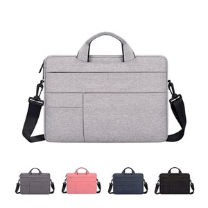 Waterproof Laptop Shoulder Messenger Bag Notebook Case Cover Computer Briefcase for 13 14 15 inch MacBook Pro Air Retina HP K560G