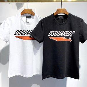Casais 2,020 Trendy alta qualidade em preto e branco camiseta 100% algodão T-shirts Mulheres femininos de verão Moda manga curta Vintage Tee Masculino Tshi
