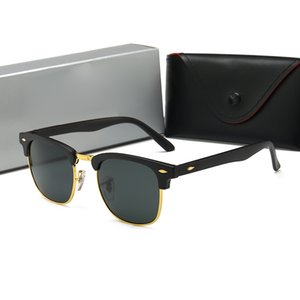 2020 Sunglasses 3548 For Men Woman Sun ray glasses Vintage Hexagonal Metal Frame Reflective Coating Eyewear ban with cases and box