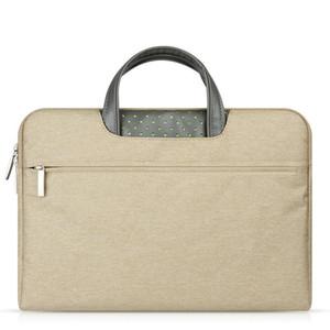 حار بيع صدمات كم حقيبة القضية ل macbook air pro11 / 12 / 13.3 / 15 حقيبة الحقيبة غطاء حقيبة كمبيوتر محمول الحالات