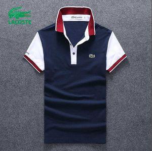 NEU Sommer 2020 Designer-Tag Schlange druckt Kleidung Männer Stoff Brief Polo g T-Shirt Kragen beiläufige Frauen T-Shirt T-Shirt-Oberteile L9019