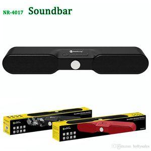 Мощный 2 * 5W двойной динамик Bluetooth 5.0 беспроводная звуковая панель карта TF высокой четкости стерео FM динамик MP3-плеер с розничным пакетом