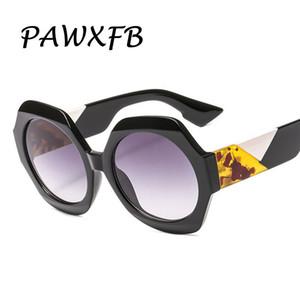 wholesale 2019 New Hexagon Sunglasses Women Men Vintage Ladies Sun Glasses Female Male Classic Eyewear lunettes de soleil