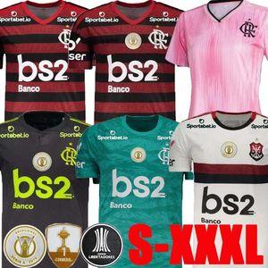 flamengo jersey GUERRERO 2019 2020 l'équipe du club flamand DIEGO VINICIUS JR Maillots de football Flamengo GABRIEL B Football jersey chemise uniforme