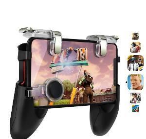 2019 PUBG Game Controller Para PUBG Mobile Trigger Para Android iphone gamepad Botão Aim L1R1 Joystick