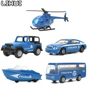 blue App Iron on patches police Auto helicopter children different sizes