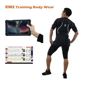 نظم الإدارة البيئية كهربي آلة اللياقة البدنية اللاسلكية xems الصالة الرياضية سترة كهربي أجهزة اللياقة البدنية نظم الإدارة البيئية