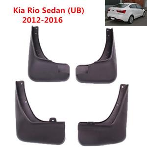 Auto Paraspruzzi Paraspruzzi Paraspruzzi Parafanghi Fender per Kia Rio 2012 2013 2014 2015 2016 4dr Limousine che designa gli accessori