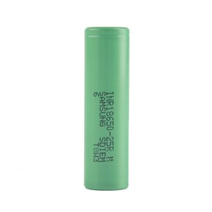 Authentic 2500mah 18650INR 25R M 18650 Battery With Samsung Lithium Battery MSDS Report - 2500mah 20A Rechargeable Batteries for 18650 Ecig