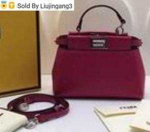 liujingang3 428337 rose red Top Handles Boston Totes Shoulder Crossbody Belt Backpacks Mini Bag Luggage Lifestyle Bags