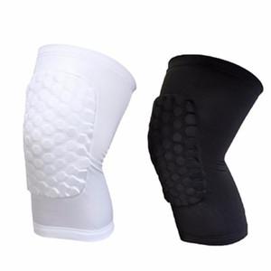 Kids Adult Pad Basketball Leg Knee Short Sleeve Protector Gear Crashproof