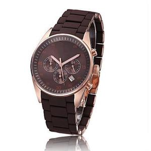 Envío de la gota AR5867 AR5868 AR5891 AR5906 AR5920 Relojes de cuarzo de alta calidad para mujer Relojes de cuarzo Cronógrafo Venta caliente
