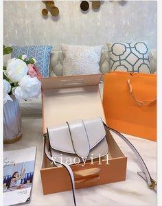 Womens retro nuova borsa a tracolla delle donne borse borsa del cuoio genuino piccola borsa piazza Tote frizione Borse borsa della moneta del 5 colori