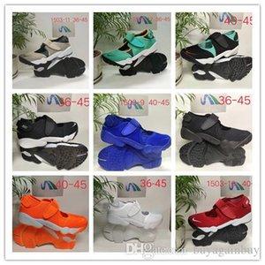 2020 dropshipping Yüksek kaliteli Sıcak Erkekler ve Kadınlar HAVA RIFT ayakkabı Erkekler Ninja ayakkabı doğa sporları sandalet