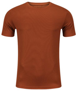 2019 men's tight clothes running short-sleeved quick-drying T-shirt 1103