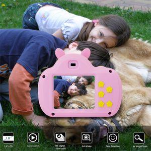 Toptan Video Kamera HD El Dijital Kamera 8X Dijital Çocuk Desteği Harici bellek Genişleme 32G SD Kart Dec19 Dec19