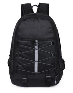 남자 여자 노스 새로운 디자이너 배낭 방수 방수 페이스팅 학생 학교 가방 여행 가방 노트북 케이스