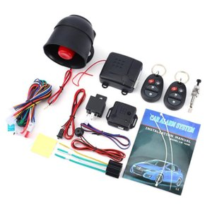New Car Alarm Anti-theft Device 18 Kinds Of Programming Functions Of Remote Control Emergency Release Line Car Alarm