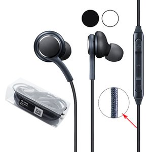 s8 Kopfhörer für Samsung Galaxy S7 S6 S8 earbuds Kopfhörer In-Ear-Ohrhörer mit Mikrofon Lautstärkeregler für iphone Samsung xiaomi