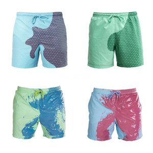 2020 New Arrival Sublimation Watermelon Printing Mens Beach Shorts Plus Size Quick Dry Breathable Mens Swimwear For Summer#629