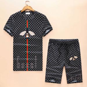 Marca Conjunto de chaquetas Moda Chándal Chándal Hombre Traje deportivo Estampado de letras Sudaderas con capucha Ropa Kit de atletismo Medusa Sportswear M-3XL