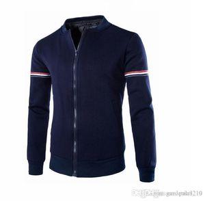 Fall- Fashion Brand Casual Bomber Jacket Men Outdoor Coats Veste Homme Jaqueta Moleton Masculina Chaqueta Hombre Casaco Free Ship