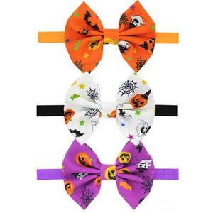 Bebê Halloween Headbands Bowknot bandas crianças elásticas hairbands Boutique Kids Girls festival Acessórios Para o Cabelo