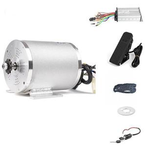 36V 48V 1000W alta velocità della bicicletta elettrica kit di conversione motorino elettrico ciclomotore elettrico installazione Ebike modificato