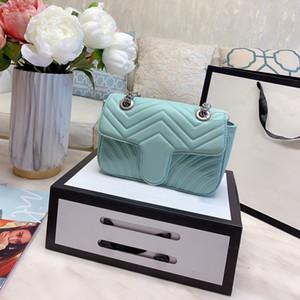 alta qualità 2020 nuove signore di modo borsa messenger bag regalo tracolla in pelle portafoglio trasporto libero