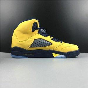 2020 NEW Special Edition 5 SP Michigan Inspire Man Дизайнерские обувь Inspire Амарилло колледж ВМС Амарилло моды кроссовки Лучшее качество
