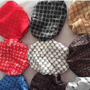 Доставка durag, сведения мусульманских женщин Стретч тюрбан сна шляпа шарф шелковистой капот химиотерапия рака шапочки шапки головные уборы обернуть голову аксессуары для волос