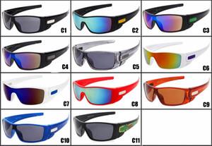 Nueva llegada Big Frame Gafas de sol Cool Wind Ciclismo Espejo Deporte Gafas al aire libre Gafas de sol para hombres Mujeres Gafas de sol de conducción