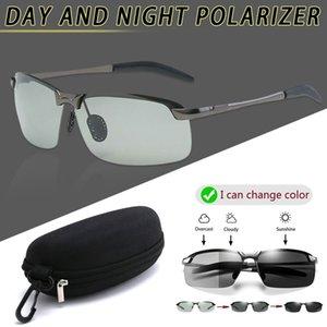 운전 야외 태양 안경의 날 야간 운전 안경 K2에 대한 편광 렌즈와 Brainart 남성 광색 선글라스