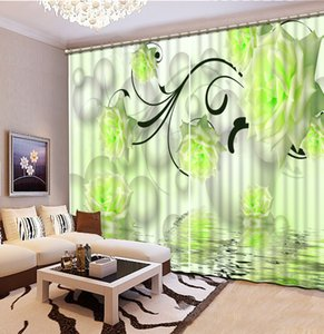 3d curtains custom creative ball window curtain bedroom living room blackout curtain