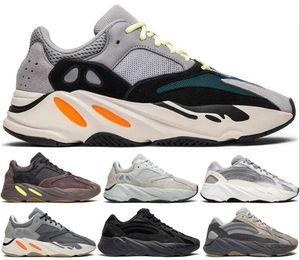 2020 High Quality Kanye West Wave Platform Sneakers V2 Accessories Women Men Shoes Unisex Luxury Designer Shoes Size 36-46