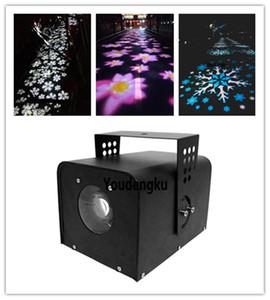 100w impermeável ao ar livre Logo Led Gobo projetor de luz IP65 à prova d'água luz gobo levou