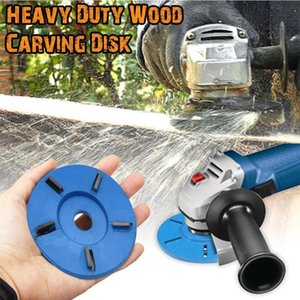 16mm five-tooth milling cutter Woodworking Turbo Plane For Aperture Angle Grinder Wood Carving Cutter wood carve cutter#1108g35