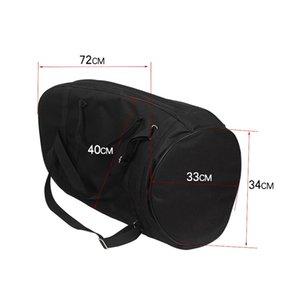 Caso barítono bolsa de tela premium abrasión Bombardino concierto con correas de gran capacidad de latón Accesorios para instrumentos de viento