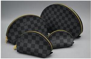 Classic plaid caldo trousse quattro pezzi wholesale666 di buona qualità