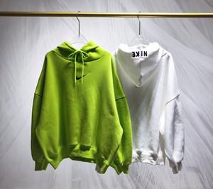 2020 nueva llegada para mujer para hombre sudaderas verano ocasional de moda suéter Streetwear Topcasual hoodies liberan el envío cuatro colores B104016D