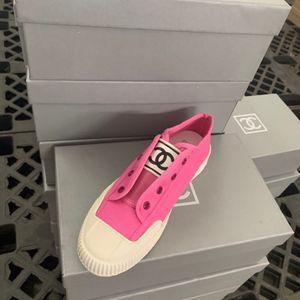 дамы повседневная мода высокое качество холст удобный открытый классический плоский подошва ткань обувь 030403