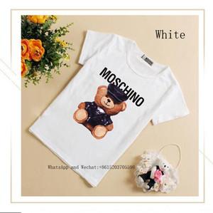 Boy Kurzarm T nettes T-Shirt Jahr Sommer-neue Muster koreanische Ausgabe Kinder Stripe Kleidung