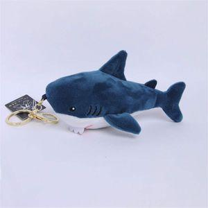 Tubarão Keychain Toy Plush Nova Oceanário com Fragrance Plush Pendant Crianças Brinquedos melhor presente para as crianças